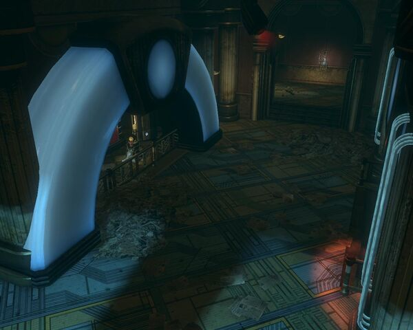 File:BioShock 2-Minerva's Den - McClendon Robotics Demonstration Stage f0363.jpg