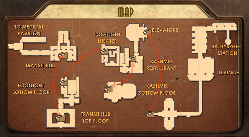 Welcome to Rapture Map