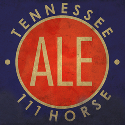Tennessee 111 Horse Ale Advertisement