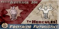 Fontaine Average Joe Hercules