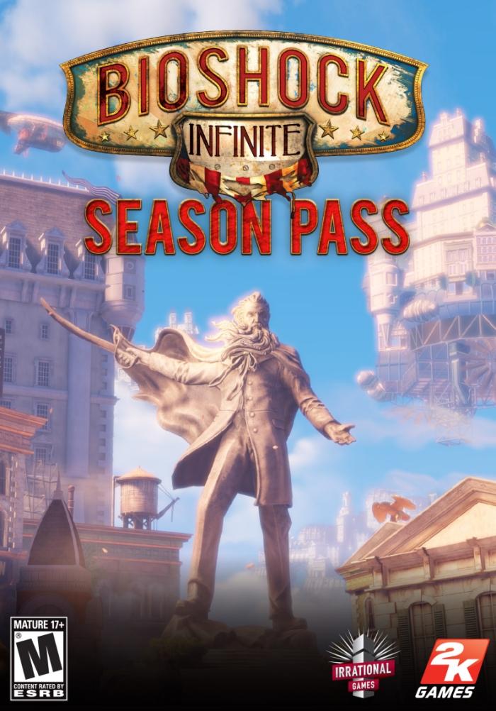 Bioshock infinite season pass bioshock wiki fandom - Bioshock wikia ...