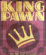 King Pawn Poster