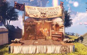 Preston Wild Wild West