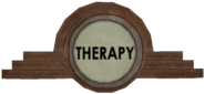 Therapy Wing Sign