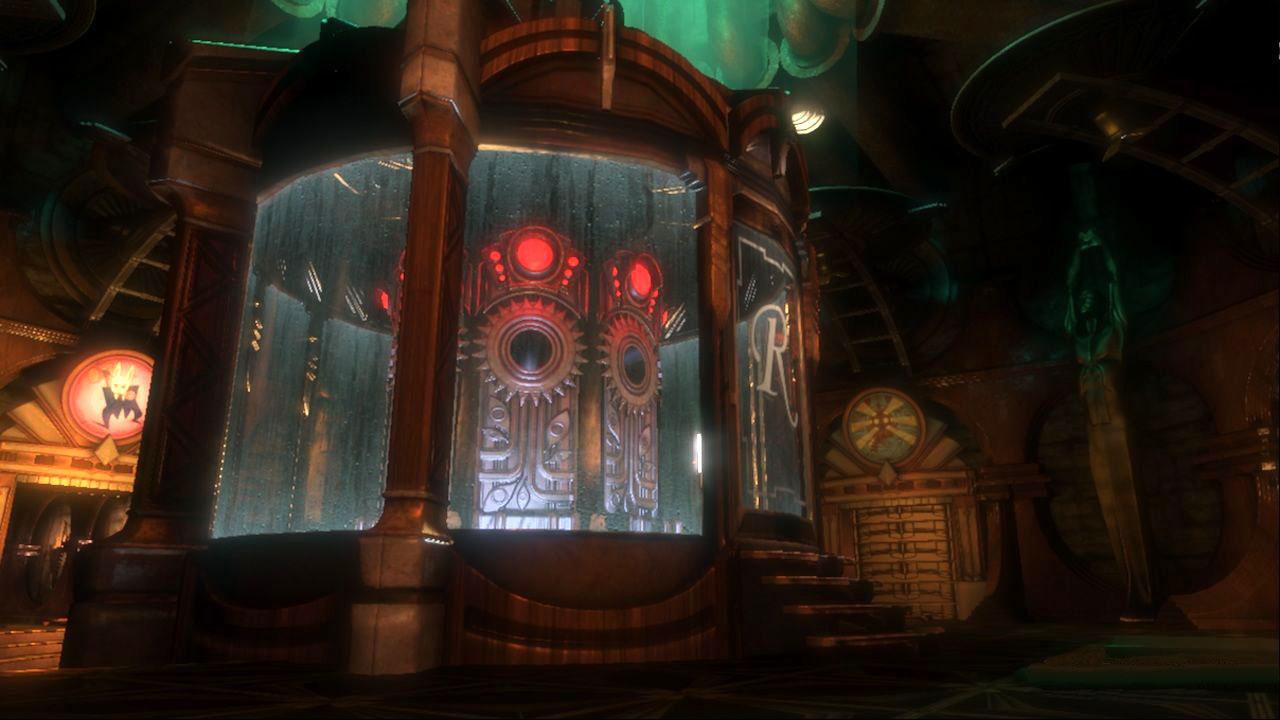 Rapture 39 s combat arena bioshock wiki fandom powered by - Bioshock wikia ...