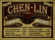 BSI - ChenLinPrices