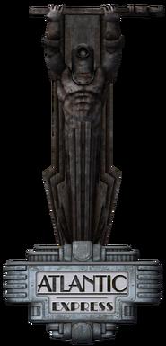 Atlantic Express Statue
