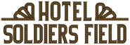 Hotel Soldiers Field sign