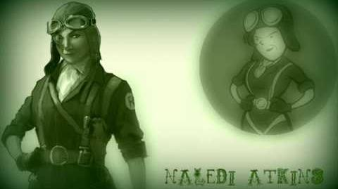 BioShock Multiplayer - Naledi Atkins (The Pilot)