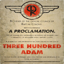 Rapture Proclamation