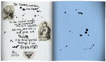 Lutwidge journal last