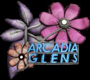 Arcadia Glens Sign