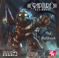 The bioshock EP front