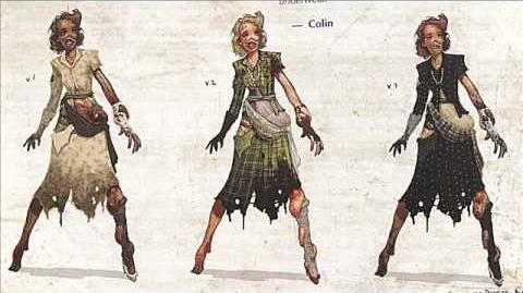 BioShock 2 Splicer Dialogue - Lady Smith (2 of 2)
