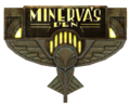 Minerva's Den Sign.png