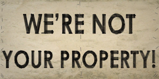 File:Picket Were Not Your Property!.png