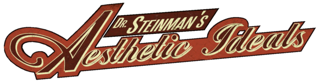 File:Dr. Steinman's Aesthetic Ideals sign.png
