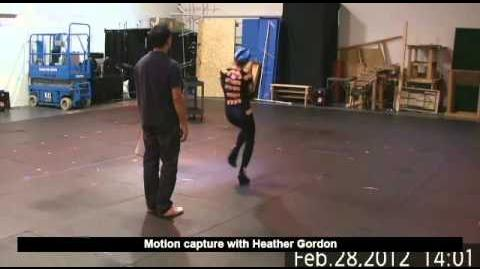Motion Capture Process