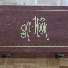 Una caja con un prototipo real.
