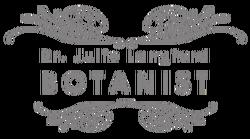 Dr Julie Langford Botanist