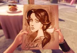 BioShock Infinite Portrait