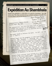 Shambhala Expedition