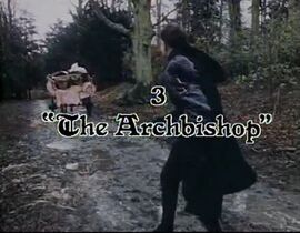 'The Archbishop' Title Card
