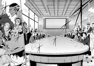 Civil Security meeting