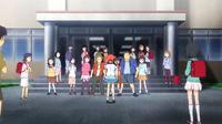Enju is called a monster by her peers
