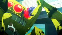 Sumiaki is shot by Rentaro