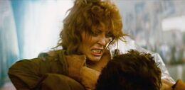 Zhora Strangles Deckard