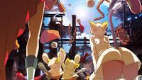 Taokaka (Calamity Trigger, Story Mode Illustration, 4)