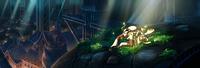 Taokaka (Calamity Trigger, Arcade Mode Illustration, 1)