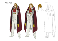 Sechs' father (Concept Artwork)