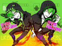 Hazama (Birthday Illustration, 2011, A)