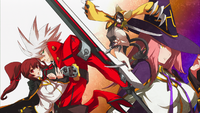 BlazBlue Continuum Shift Material Collection (Illustration, 12)