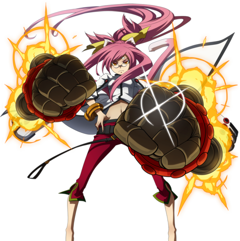 File:Kokonoe (Story Mode Artwork, Pre Battle).png