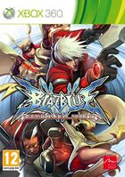 BlazBlue Continuum Shift (Cover, EU)