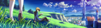 Jin Kisaragi (Calamity Trigger, Arcade Mode Illustration, 1, Type A)