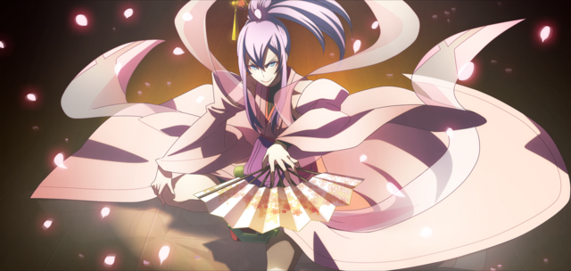 File:Amane Nishiki (Chronophantasma, Arcade Mode Illustration, 3).png