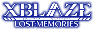 XBlaze Lost Memories (Logo)