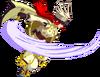 Tsubaki Yayoi (Continuum Shift, Sprite, 2B-B)