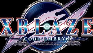 XBlaze Code Embryo (Logo)