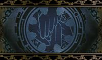 Hakumen (Calamity Trigger, Arcade Mode Illustration, 3)