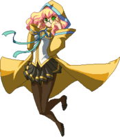 Platinum the Trinity (Sprite, Amane's Astral)