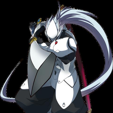 File:Hakumen (Story Mode Artwork, Pre Battle).png