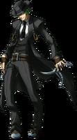 Hazama (Continuum Shift, Character Select Artwork, 2)