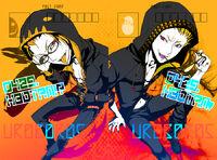 Hazama (Birthday Illustration, 2011, B)
