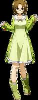 Hinata Himezuru (Lost Memories Render)