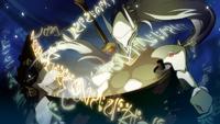 Hakumen (Continuum Shift, Story Mode Illustration, 4)